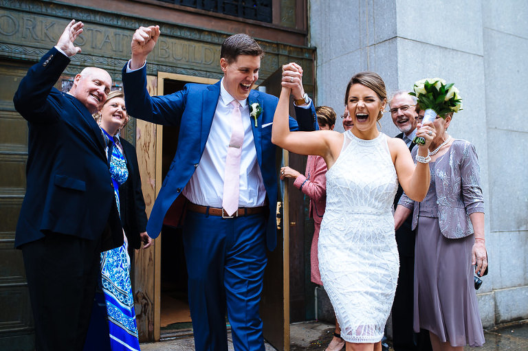 NYC Elopement Photographer City Hall Top of the Rock 20160506 02