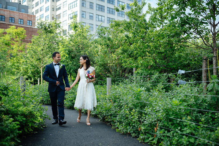 NYC Elopement Photographer DUMBO