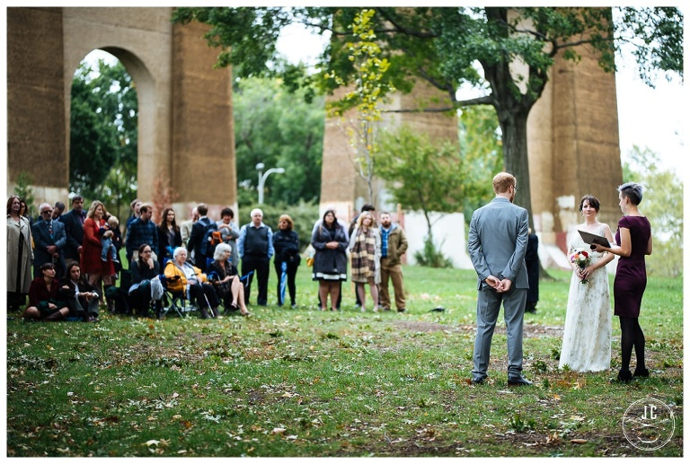 Astoria Park New York City Wedding Jon Lemon Photography
