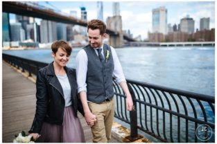 City Hall New York City Elopement JC Lemon Photography