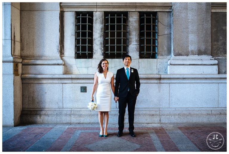 Manhattan Marriage Bureau Elopement New York City JC Lemon Photography