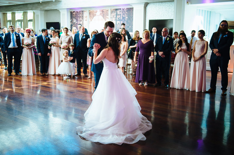 First dance at the Inn at Fox Hollow