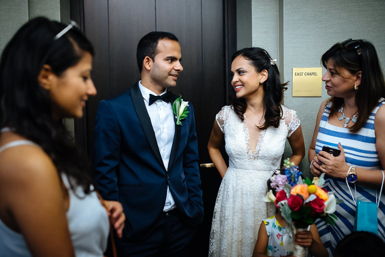 NYC Elopement Photographer City Hall