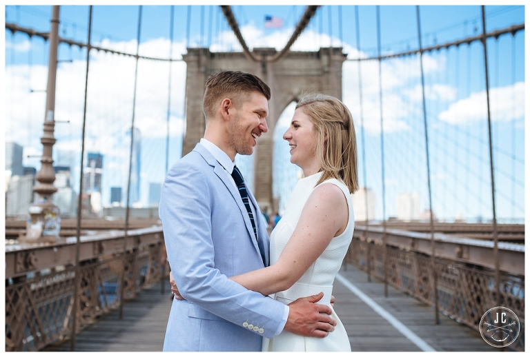 New York City Hall Elopement, JC Lemon Photography