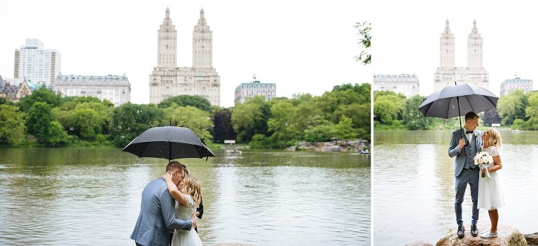 Central Park Elopement - JC Lemon Photography