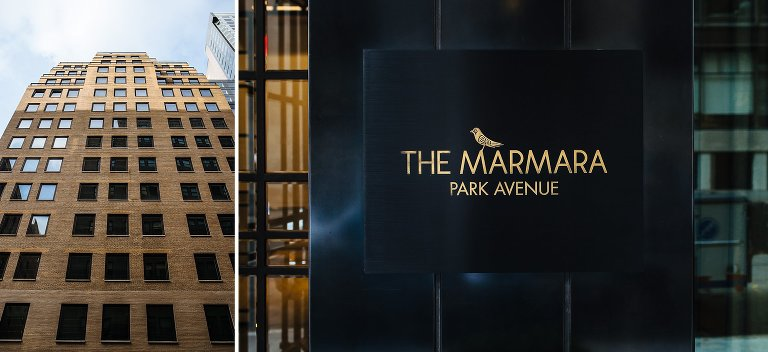 The Marmara Park Avenue is a great place to stay on your wedding day