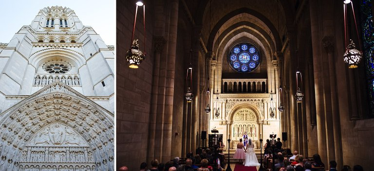 Riverside Church wedding photos