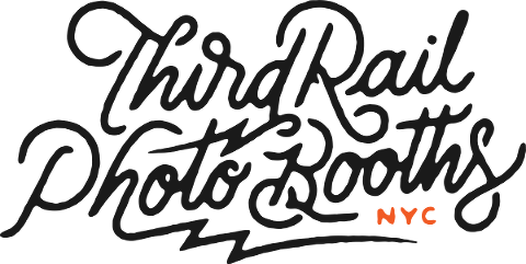 Third Rail Photo Booths logo